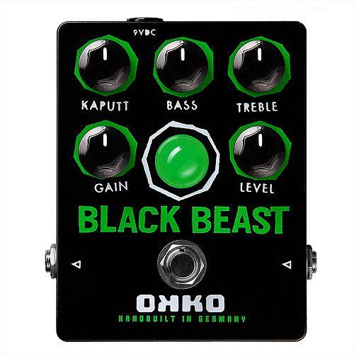【特典付 BLACK】【送料込】OKKO/オッコー BLACK BEAST ファズ ファズ ペダル BEAST【smtb-TK】, アツシオカノウムラ:288e0a9c --- sunward.msk.ru