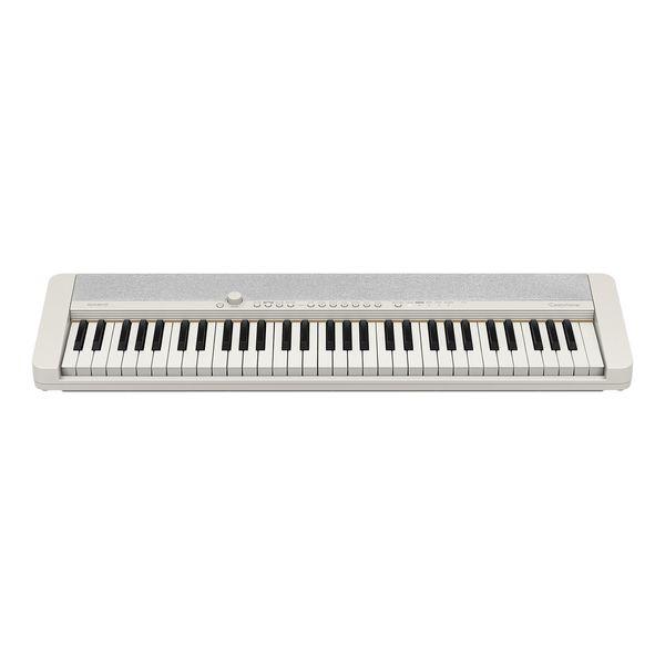 送料込 CASIO カシオ CT-S1WE Casiotone 買物 61鍵盤 smtb-TK 新作 コンパクト電子キーボード