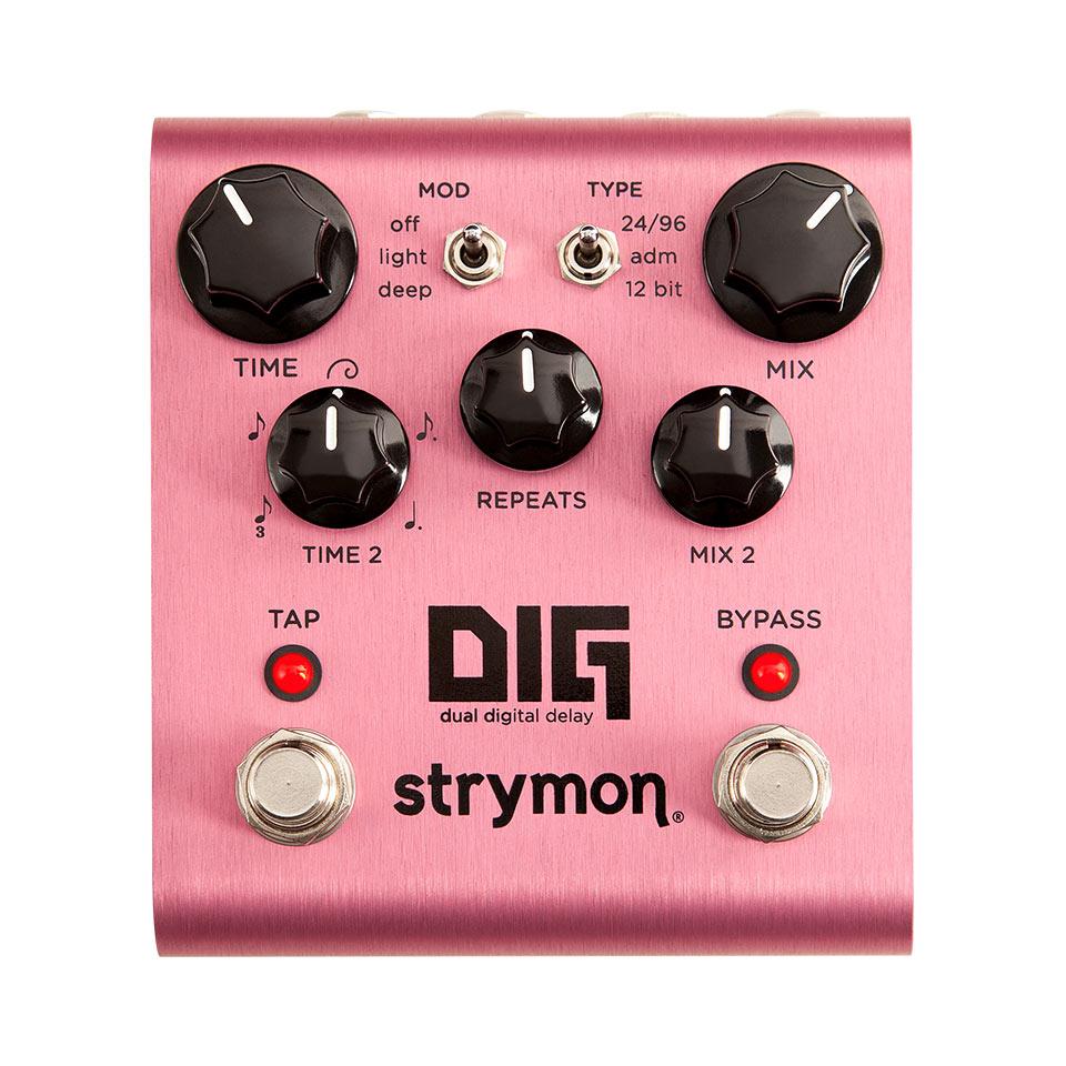 【日本未発売】 【送料込 ディレイ】Strymon/ストライモン DIG Dual Digital Dual Delay ディレイ Digital ペダル【smtb-TK】, いたの家具:0a90c134 --- canoncity.azurewebsites.net