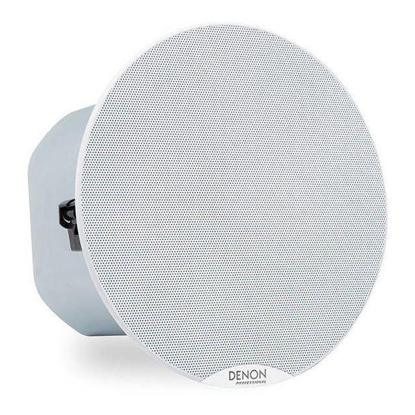 【送料込】Denon Professional DN-106S 1本 6.5インチ 商業用・天井埋め込み型スピーカー 【smtb-TK】