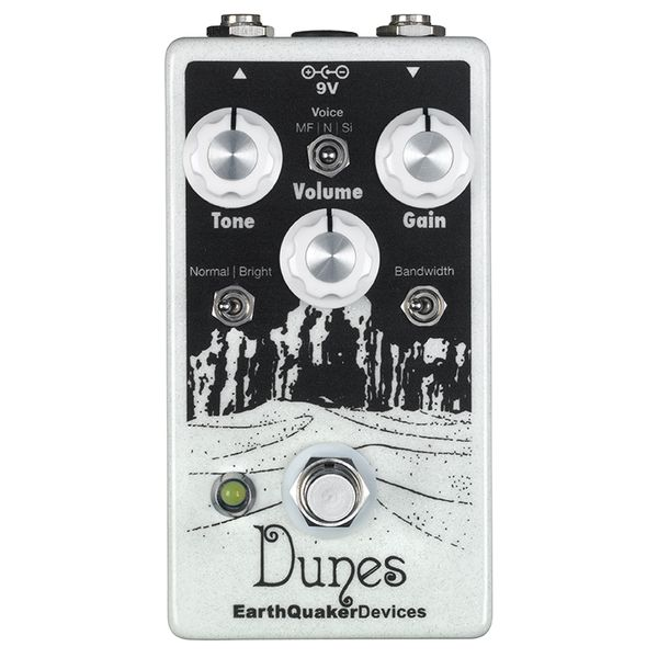 【税込】 【送料込【smtb-TK】】EarthQuaker Devices Devices Dunes オーバードライブ Dunes【smtb-TK】, N-PLANNING:a851b2db --- ejyan-antena.xyz