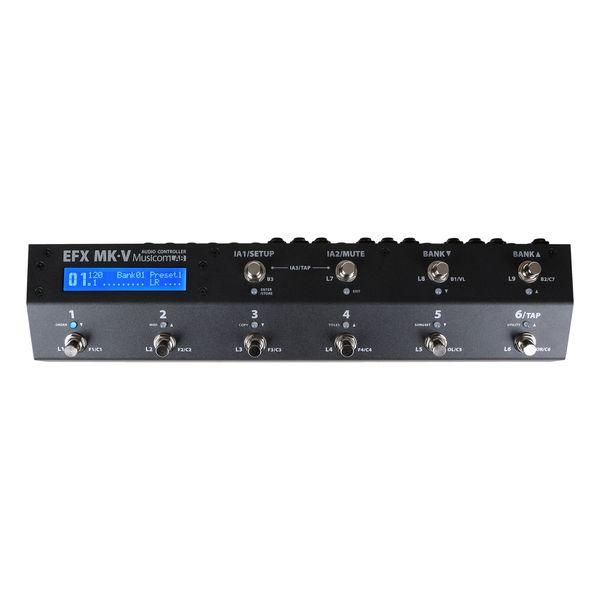 【送料込】Musicom Lab ミュージコムラボ EFX MK-V オーディオ・コントローラー 【smtb-TK】