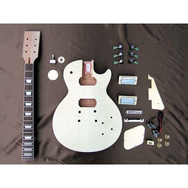 ER-KIT-LP エレキギター/レスポールタイプ 組み立てキット ホスコ ★難易度:中【smtb-TK】 【送料込】HOSCO