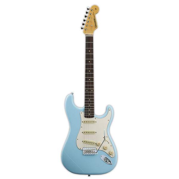 【送料込】edwards エドワーズ E-ST-125ALR Sonic Blue ストラトタイプ エレキギター【smtb-TK】