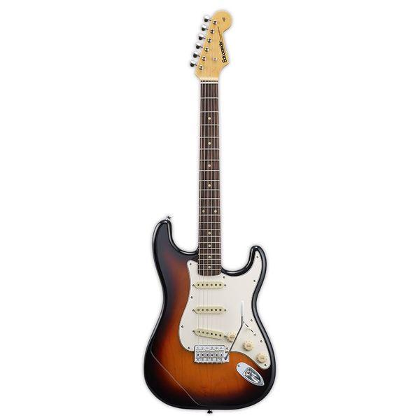 【送料込】edwards エドワーズ E-ST-90ALR 3 Tone Sunburst ストラトタイプ エレキギター【smtb-TK】