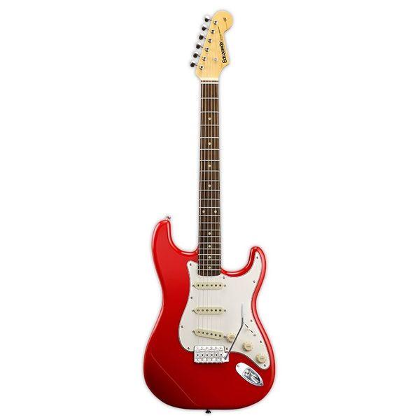 【送料込】edwards エドワーズ E-ST-90ALR Trino Red ストラトタイプ エレキギター【smtb-TK】
