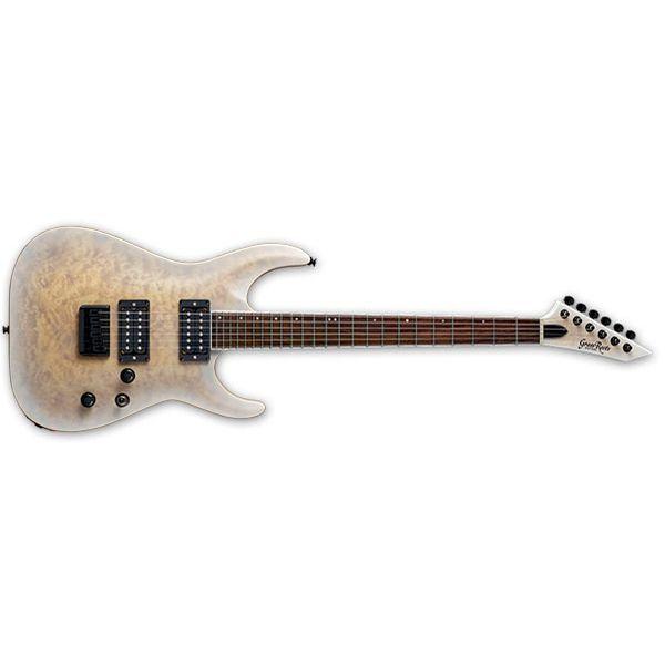 【送料込】GrassRoots グラスルーツ G-HR-55FX See Thru White Satin エレキギター 【smtb-TK】