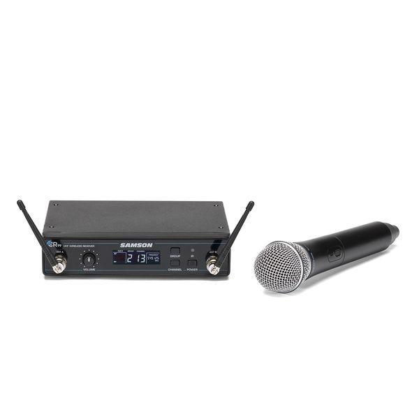 【送料込】SAMSON サムソン CONCERT 99 Handheld ESWC99HQ8J-B 周波数可変式 ワイヤレスシステム w/ハンドマイク 【smtb-TK】