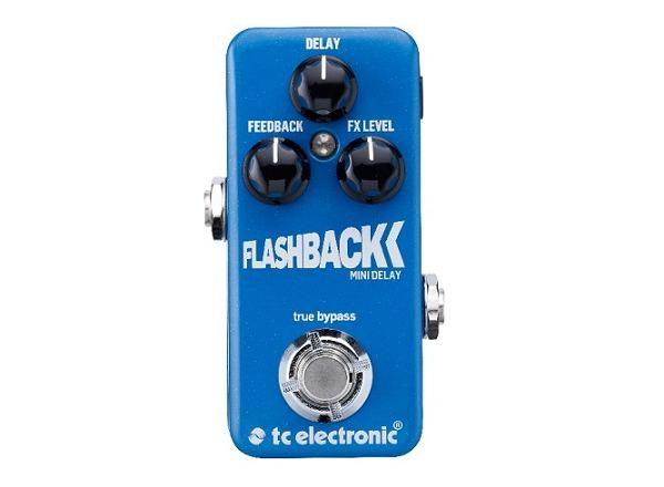 【送料込】【正規輸入品】tc electronic/t.c.electronic Flashback Mini Delay ディレイ【smtb-TK】
