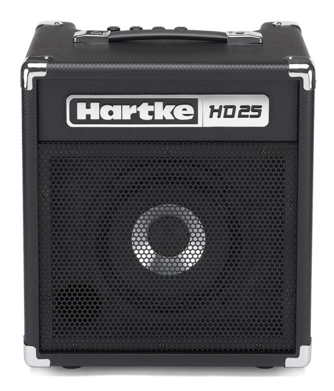 【送料込】【数量限定特価】Hartke/ハートキー HD25 8インチHyDriveスピーカー搭載 ベースアンプ コンボアンプ【smtb-TK】
