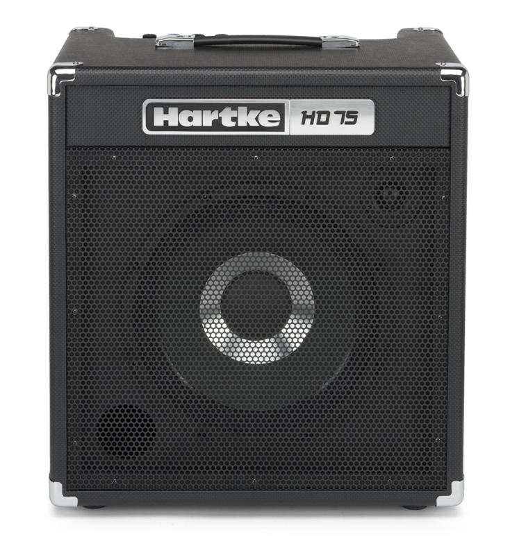 【送料込】Hartke/ハートキー HD75 12インチHyDriveスピーカー搭載 ベースアンプ コンボアンプ【smtb-TK】