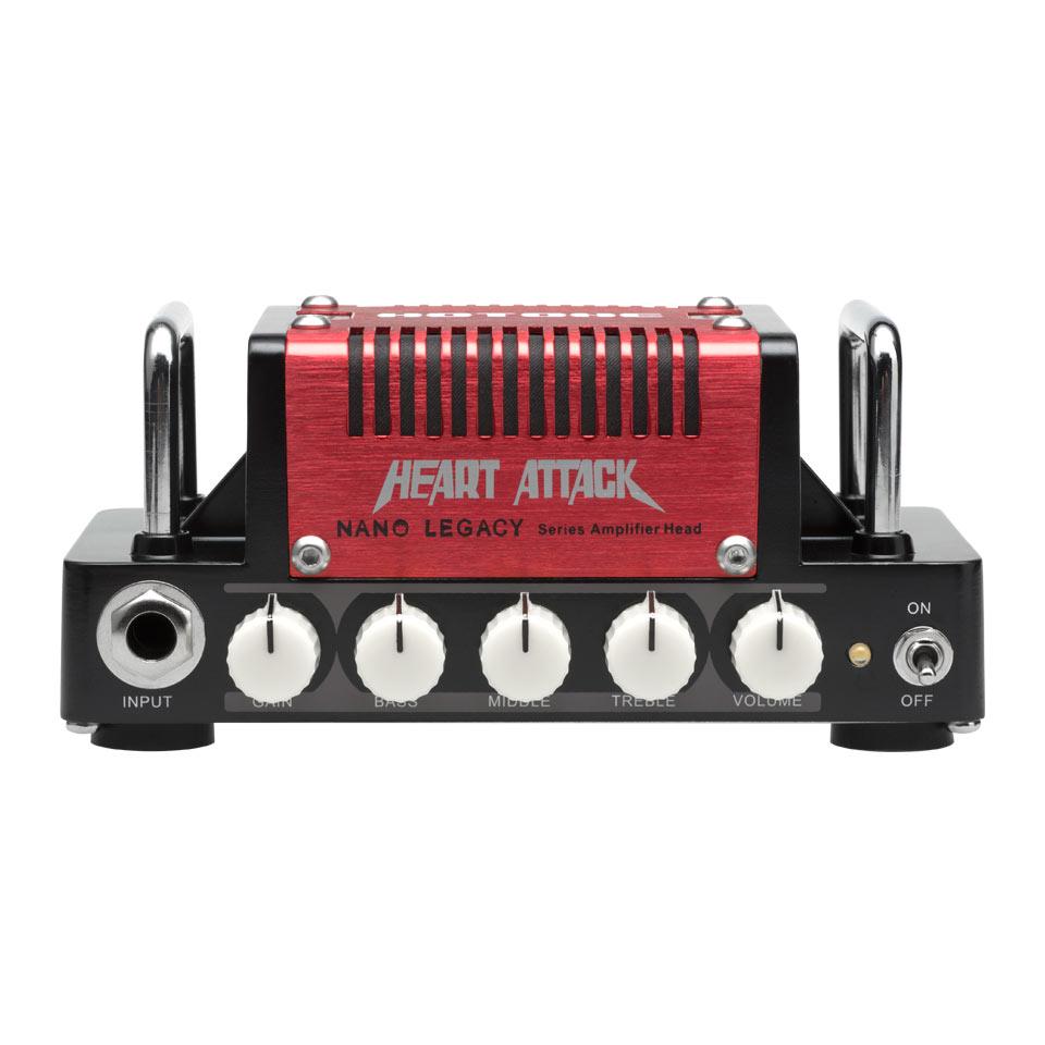 【送料込】HOTONE/ホットトーン HEART ATTACK 5W アナログ・ギターアンプ【smtb-TK】