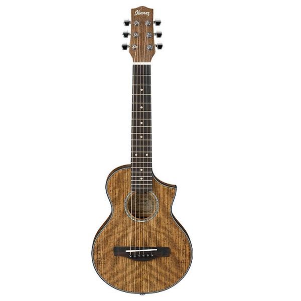 【送料込】【ソフトケース付】Ibanez アイバニーズ EWP14WB-OPN ミニ(ピッコロ)・サイズ ピュア・アコースティック・ギター【smtb-TK】