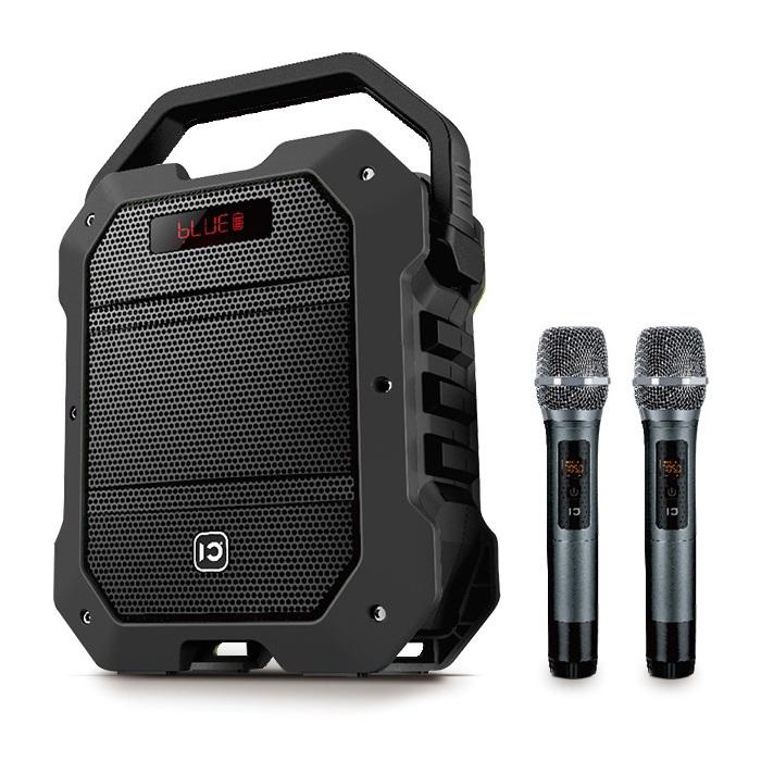 【送料込】SHIDU K10 充電池内蔵 ポータブルPAシステム【smtb-TK】
