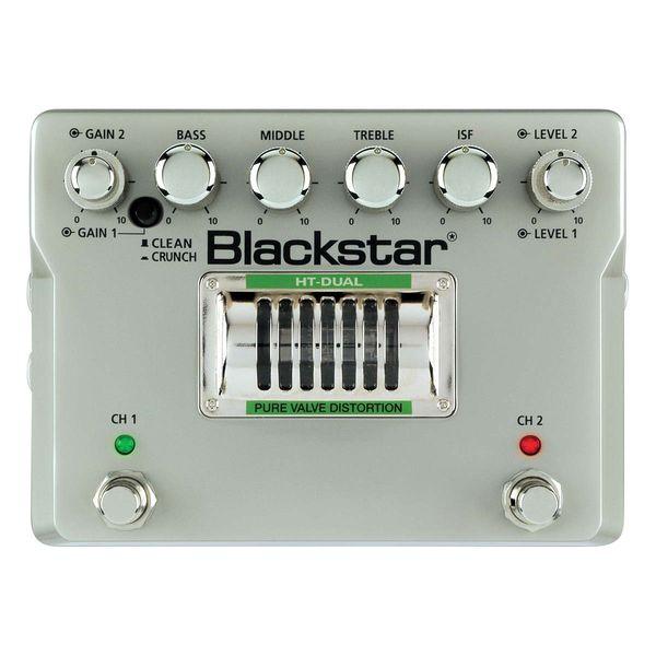 【送料込】Blackstar ブラックスター HT DUAL デュアル ディストーション 【smtb-TK】