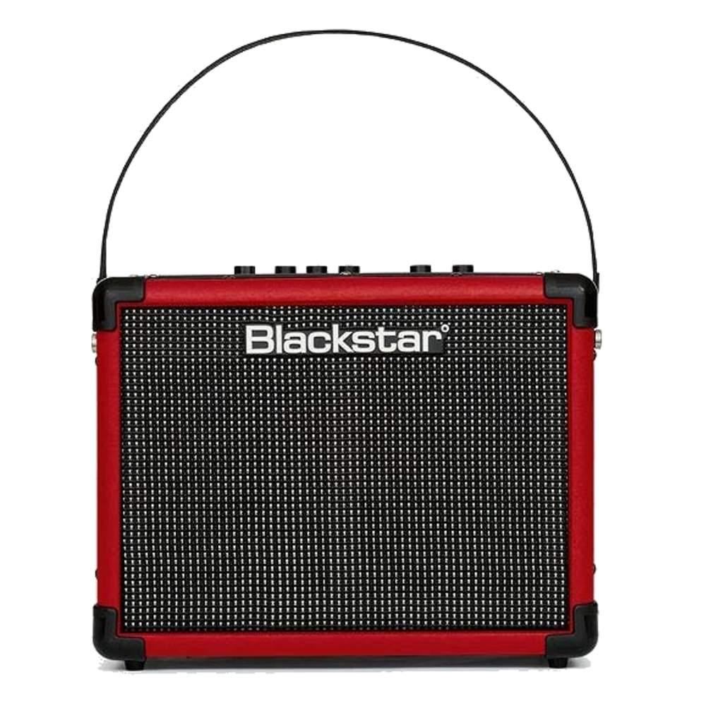 【送料込】【限定モデル】Blackstar ブラックスター ID:CORE10 V2 RED ギターアンプ 10W【smtb-TK】