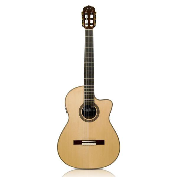 【ポイント6倍】【送料込】【ギグバッグ付】Cordoba コルドバ 12 Maple FISHMAN プリアンプ搭載 エレガット クラシックギター【smtb-TK】