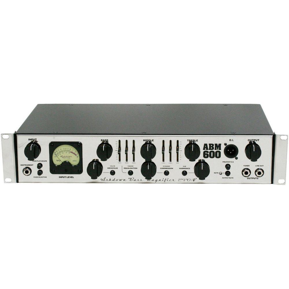 【送料込】Ashdown アッシュダウン ABM-600RC-EVO IV ベース アンプヘッド【smtb-TK】