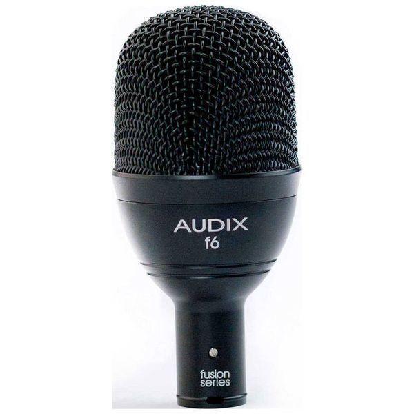 【送料込】AUDIX オーディックス f6 バスドラム / 低音楽器向け ダイナミックマイク 【smtb-TK】