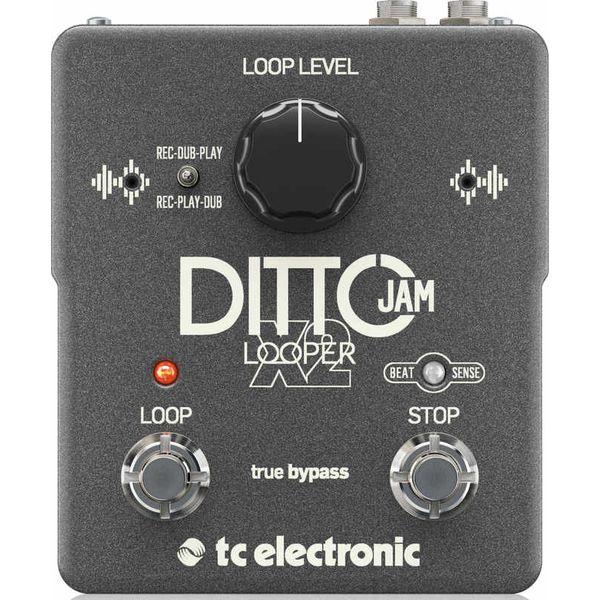【送料込】tc electronic t.c.electronic DITTO JAM X2 LOOPER ルーパー 【smtb-TK】