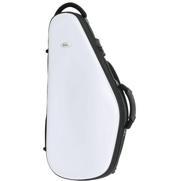 【送料込】bags バッグス EFAS-WHT アルトサックス用 ファイバーグラス製 ハードケース【smtb-TK】
