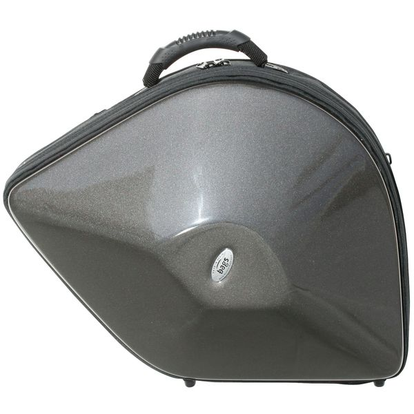 【送料込】bags バッグス EFDFH-M.GREY フレンチホルン用 ファイバーグラス製 ハードケース【smtb-TK】