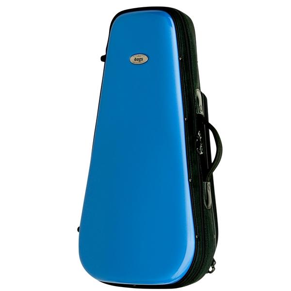 【ポイント7倍】【送料込】bags/バッグス EFTR-BLU トランペット用 ファイバーグラス製 ハードケース【smtb-TK】