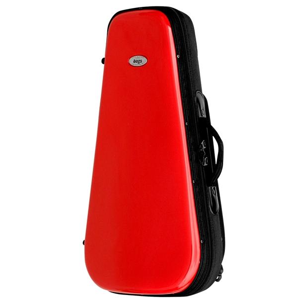 【ポイント7倍】【送料込】bags/バッグス EFTR-RED トランペット用 ファイバーグラス製 ハードケース【smtb-TK】
