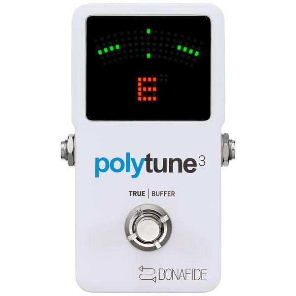 【送料込】tc electronic polytune 3 ポリフォニック・チューナー 【smtb-TK】
