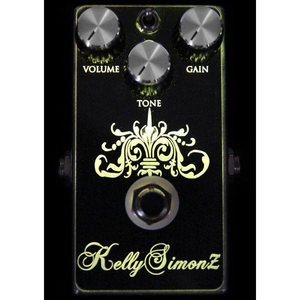 【送料込】Kelly SIMONZ KS EFFECTOR KS-250 オーバードライブ / ブースター【smtb-TK】
