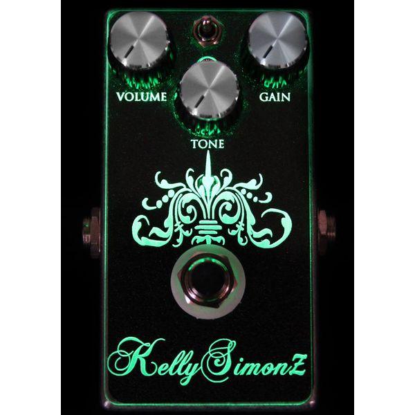 【送料込】Kelly SIMONZ KS EFFECTOR KS-808 オーバードライブ / ブースター【smtb-TK】