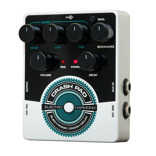 【送料込】【国内正規品】electro-harmonix エレクトロハーモニックス Crash Pad Electronic Crash Drum【smtb-TK】