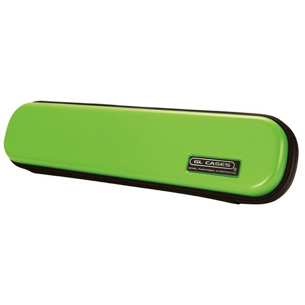 【送料込】GL CASES/GLケース GLE-FL(96) GREEN/グリーン フルート用 ハードケース【smtb-TK】