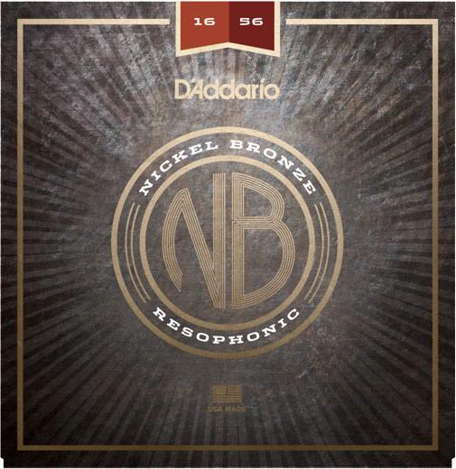 【メール便・送料無料・代引不可】【10セット】D'Addario ダダリオ NB1656 アコースティックギター弦【smtb-TK】