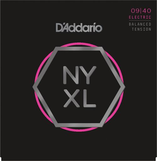 【メール便・送料無料・代引不可】【10セット】D'Addario/ダダリオ NYXL0940BT NYXLエレキギター弦【smtb-TK】