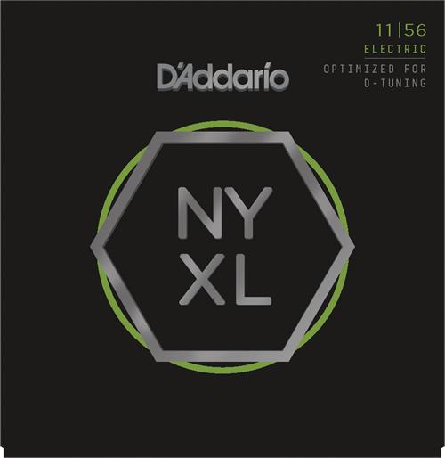 【メール便・送料無料・代引不可】【10セット】D'Addario/ダダリオ NYXL1156 NYXLエレキギター弦【smtb-TK】