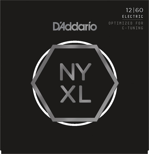 【メール便・送料無料・代引不可】【10セット】D'Addario/ダダリオ NYXL1260 NYXLエレキギター弦【smtb-TK】
