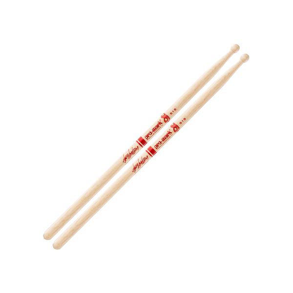 【送料込】【6ペア】ProMark/プロマーク PW515W 日本産 白樫オーク Joey Jordison(ジョージョーディソン) ウッドチップ ドラムスティック【smtb-TK】
