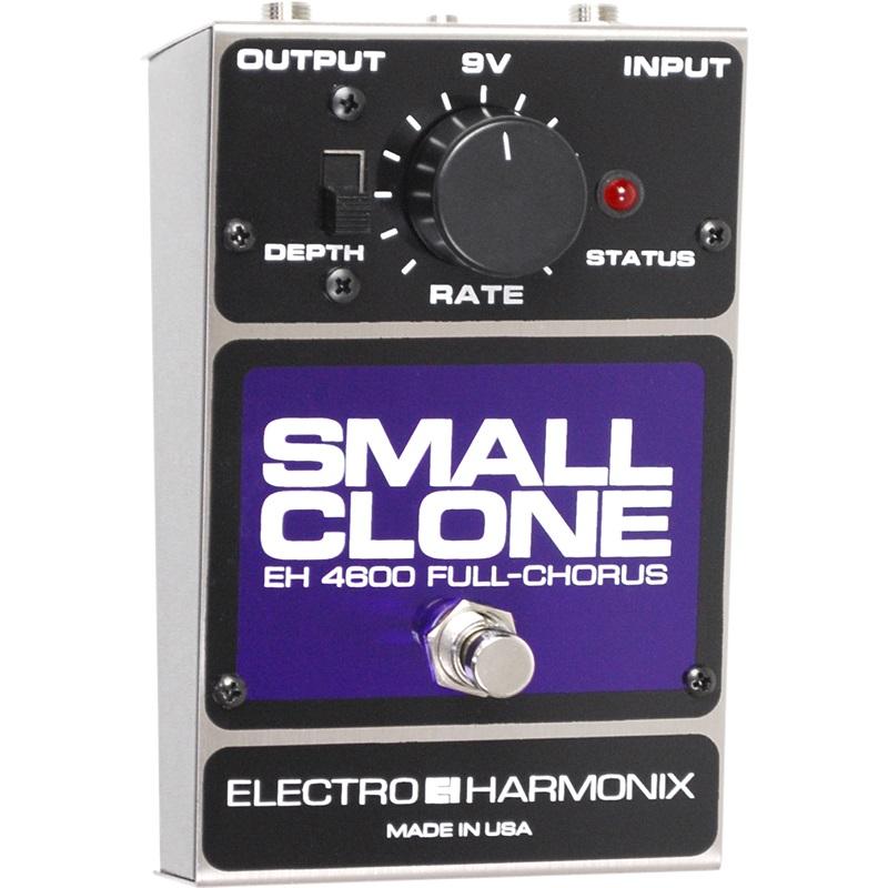【送料込】【国内正規品】electro-harmonix/エレクトロハーモニックス Small Clone アナログコーラス【smtb-TK】