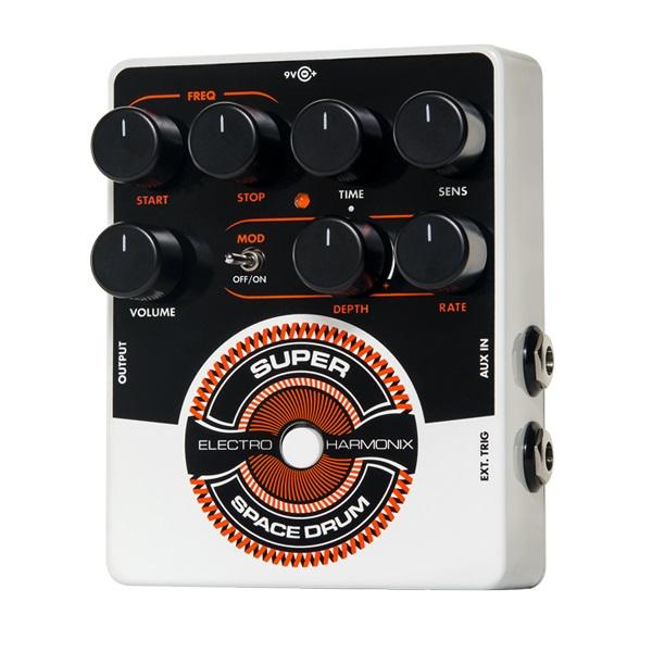 【送料込】【国内正規品】ELECTRO HARMONIX Super Space Drum Analog Drum Synthesizer【smtb-TK】