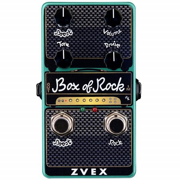 【送料込】Z.VEX Box of Rock Vertical ディストーション 【smtb-TK】