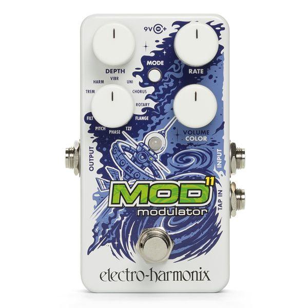 【送料込】electro-harmonix エレクトロハーモニックス MOD 11 Modulator モジュレーター【smtb-TK】