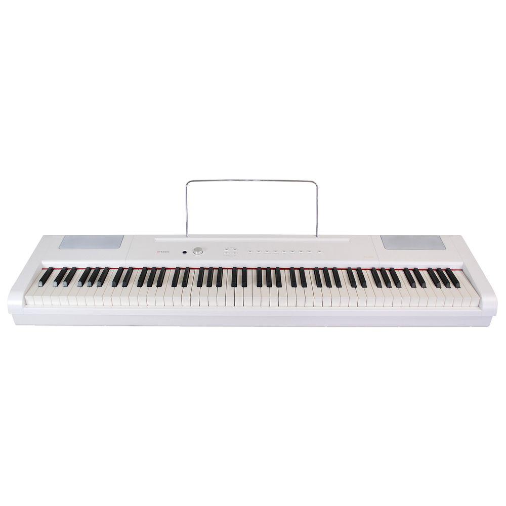【送料込】artesia アルテシア PA-88H/WH 白 電子ピアノ ハンマー・アクション鍵盤 デジタルピアノ 【smtb-TK】