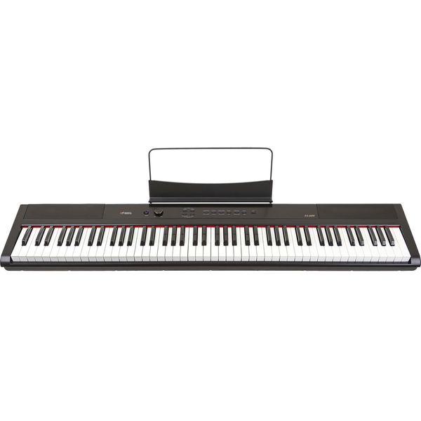 【送料込】artesia アルテシア PA-88W 電子ピアノ セミ・ウエイト鍵盤 デジタルピアノ 【smtb-TK】