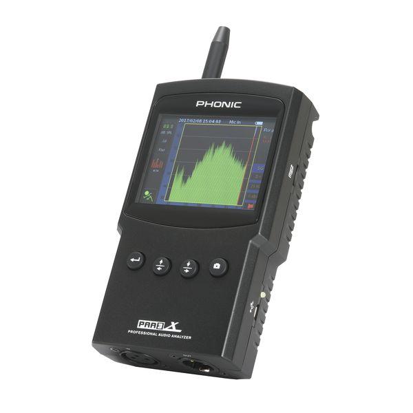 【送料込】PHONIC フォニック PAA3X スペクトラム・アナライザ オーディオ・アナライザ【smtb-TK】