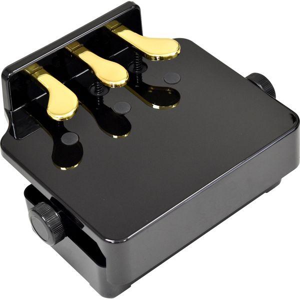 卓抜 あす楽 送料込 KC PH-D ピアノ まで調整可能 高さ14cm~20cm 至高 smtb-TK 補助ペダル