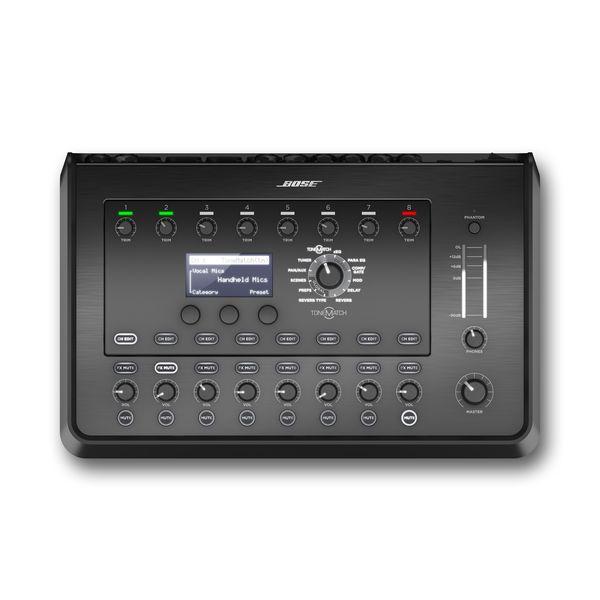 【送料込】BOSE ボーズ T8S ToneMatch Mixer 小型8ch デジタル・ミキサー 【smtb-TK】