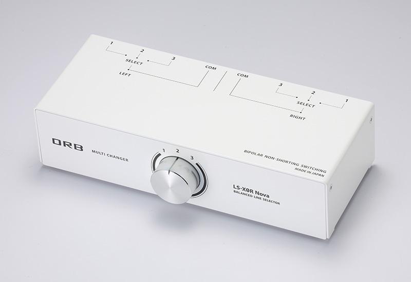 【送料込】ORB オーブ LS-X0R Nova ラインセレクター 【smtb-TK】