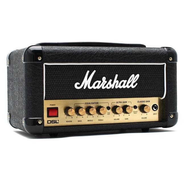 【限定Marshallピック2枚付】【送料込】Marshall マーシャル DSL1H アンプヘッド 正規輸入品【smtb-TK】