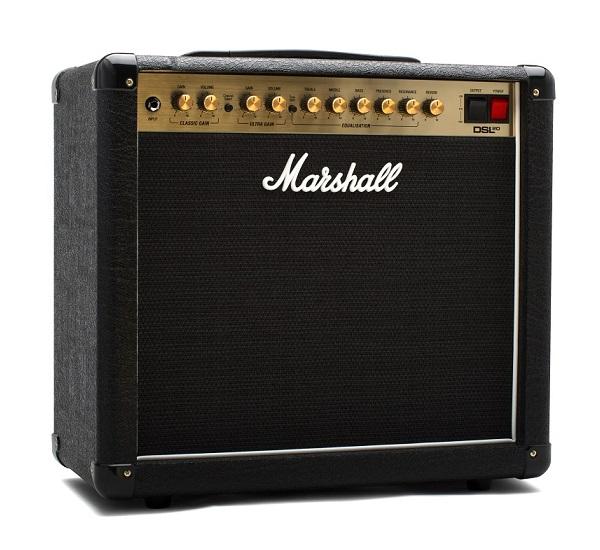 【限定Marshallピック2枚付】【送料込】Marshall マーシャル DSL20C コンボアンプ 正規輸入品【smtb-TK】